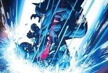 DC Comics / by Cosmin Trifan
