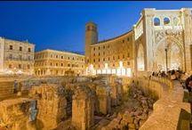 LECCE / Krásne Lecce, moja inšpirácia :)