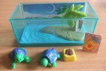 Mis viejos juguetes / Juguetes que yo tenía cuando era pequeña