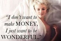 a woman / If you can make a woman laugh, you can make her do anything. -Marilyn Monroe
