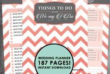 Planning / Dfinitive Design Ultimate wedding planners are the must have resource for planning your wedding day!