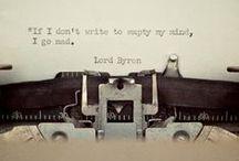 Writers' Stuff