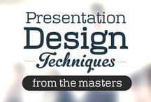 Presentation Design / Creating memorable and engaging presentations that work for you.