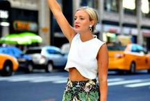 Snap Snap - Street Fashion / The looks worthy of a camera on the streets of fashion
