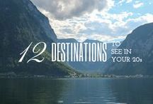 Travel / Inspiration, Tips&Tricks, Advices & Random articles about TRAVEL