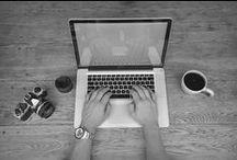 Blogging / Tips and advice on writing a blog Consejos y tips para escribir un blog