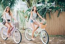 b i c y c l e / i want to ride my bike