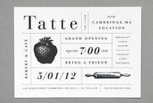 Engraving + Typography
