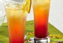 Lecker, Lecker, Erfrischend Lecker   Kalte Getränke