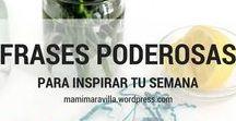 Blogs en Español / Si tienes un blog en español, puedes compartir tus entradas aquí. Para contribuir: sigue el tablero y envíame un correo con tu nombre de Pinterest y/o tu correo a missfabi@hotmail.com