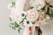 Wedding Bouquets / Looking for beautiful fun ideas for your wedding bouquet? Check these out!