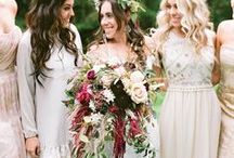 Fall Weddings / Looking to have your wedding in the fall? Check out these lovely fall wedding ideas.