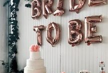 Bridal Shower / Plan the perfect bridal shower with these fun ideas!