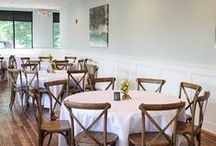 Charleston Event Venues / Looking for the perfect space to hold your wedding or event in Charleston? Check out these event spaces!