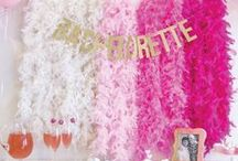 Bachelorette Party / Plan the perfect bachelorette party with these fun party ideas.