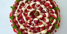 ÇİLEKLİ TARİFLER / Çilek (strawberry) ile hazırlanan tarifler