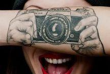 Tattoos / by Illana Salazar
