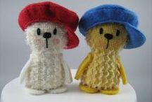 Little Bear Company Artist Bear Designs / Artist designed bears, bunnies and accessories