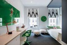 Bedrooms for children / by Ann Catanzariti