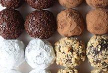 Lust auf Süßes - Sweet / Desserts, Kuchen, Muffins, Torten, Gebäck, Schokolade, Bonbons, Weingummi mhh mhh mhh