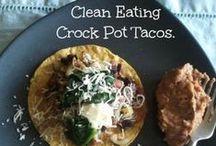Crock Pot Meals / A board of delicious Healthy Crock Pot Meals!