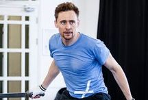 The Semi Transparent Shirt of Death / Tom in this blue tshirt that drives me totally BANANAS!!!! I think it deserved its own board