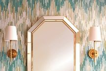 Winifred: Powder Room / by Curating Lovely