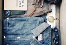 Men's Style / by Curating Lovely