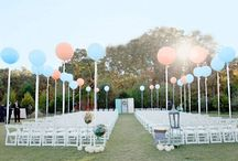 EVENT DECOR | Balloons / Balloon ideas for your upcoming wedding, graduation or other event! #events #celebrate #wdm #ames #iowa #centraliowa #graduation #party #2015 #balloon
