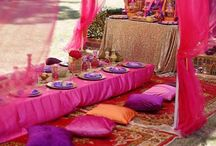 PARTY | Moroccan Theme
