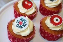 Red Nose Day / Great ideas for crafts, baking and other fun bits for Red Nose Day UK