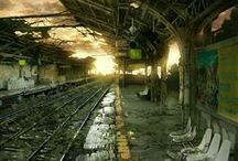 Post-Apocalyptic / Post-Apocalyptic Landscapes