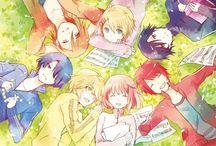 Uta☃no☃prince☃sama / Super bon manga :) vivement la saison 3 :D