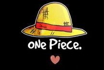 One piece / by Otaku World ♕☻☆