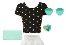 Polyvore Outfits / Sets I've created with the magic of Polyvore