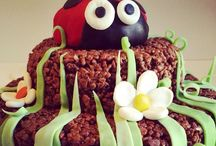 Ladybug cake and cake pops / Idee per cake design