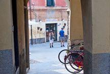 Liguria / Liguria the enchanting italian region where I was born