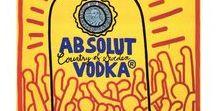 absolut vodka / 앱솔루트 보드카 광고 시리즈