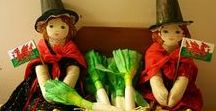 St Davids Day fun! ;0) / Fun ideas for yummy food, and fun crafts to do with your kids on St David's Day!