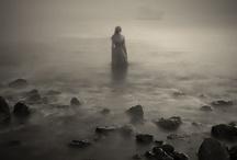 The inbetween  / by Amanda J. Azzarone