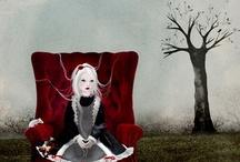 art & ghosts / by Amanda J. Azzarone