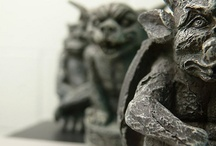 Gargoyles / by Amanda J. Azzarone