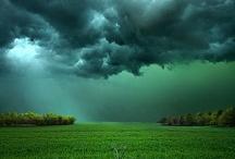 Storms / by Amanda J. Azzarone