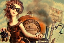 Steampunk / by Amanda J. Azzarone