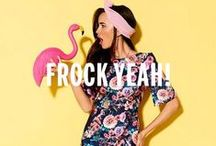 Frock Yeah! / by Betsey Johnson