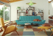 Mid-Century & Danish Modern / by Kevin Johnson