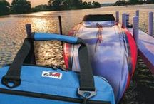 Original Canvas Series / Our original canvas series is made from a 600 Dim Polyester Canvas with a heavy duty backing.  The original soft sided cooler that we introduced over 25 years ago.  Perfect for boating, picnics, road trips and everyday use.