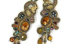 Soutache EARRINGS - kolczyki