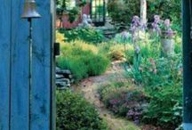 Walkways in gardens - dream about these:)