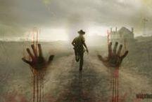 the walking dead!!! / by Carmelizmoo **